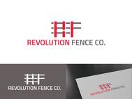 Revolution Fence Co. Logo - Entry #67