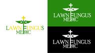 Lawn Fungus Medic Logo - Entry #180