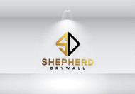 Shepherd Drywall Logo - Entry #339