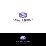 Kara Fendryk Makeup Artistry Logo - Entry #28
