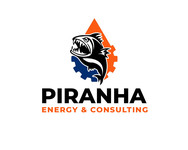 Piranha Energy & Consulting Logo - Entry #25