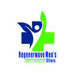 Regenerwave Men's Clinic Logo - Entry #67