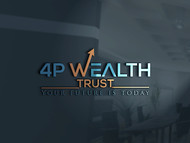 4P Wealth Trust Logo - Entry #317
