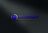 Blueprint Wealth Advisors Logo - Entry #135