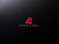 Four love Logo - Entry #381