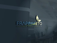 Frappaketo or frappaKeto or frappaketo uppercase or lowercase variations Logo - Entry #180