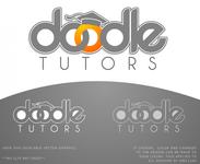 Doodle Tutors Logo - Entry #185