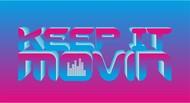 Keep It Movin Logo - Entry #471