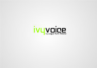 Logo for Ivy Voices - Entry #11