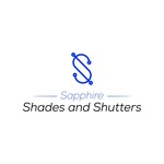 Sapphire Shades and Shutters Logo - Entry #174
