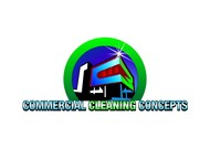 Commercial Cleaning Concepts Logo - Entry #103