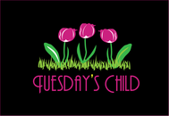 Tuesday's Child Logo - Entry #116