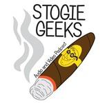 Stogie Geeks Cigar Podcast Logo - Entry #22