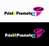 PrintItPromoteIt.com Logo - Entry #290