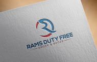 Rams Duty Free + Smoke & Booze Logo - Entry #59