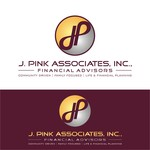 J. Pink Associates, Inc., Financial Advisors Logo - Entry #466
