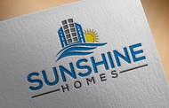 Sunshine Homes Logo - Entry #64