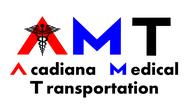 Acadiana Medical Transportation Logo - Entry #97