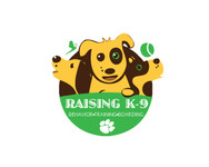 Raising K-9 Logo - Entry #71