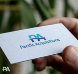Pacific Acquisitions LLC  Logo - Entry #2