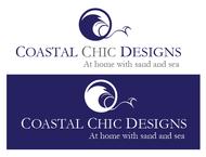 Coastal Chic Designs Logo - Entry #104