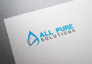 ALL PURE SOLUTIONS Logo - Entry #13