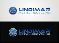Lindimar Metal Recycling Logo - Entry #248