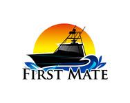 First Mate Logo - Entry #130