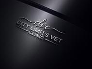 City Limits Vet Clinic Logo - Entry #76