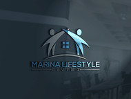 Marina lifestyle living Logo - Entry #16