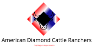 American Diamond Cattle Ranchers Logo - Entry #191