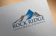 Rock Ridge Wealth Logo - Entry #231
