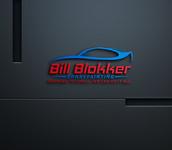 Bill Blokker Spraypainting Logo - Entry #78