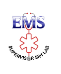 EMS Supervisor Sim Lab Logo - Entry #179