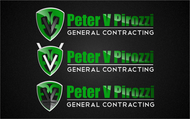 Peter V Pirozzi General Contracting Logo - Entry #109