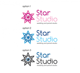 Logo for wedding and potrait studio - Entry #56