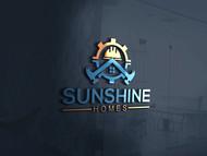 Sunshine Homes Logo - Entry #494