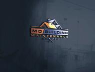 MD Building Maintenance Logo - Entry #10