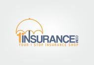 1insurance.com Logo - Entry #54