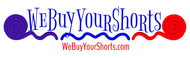 We Buy Your Shorts Logo - Entry #79