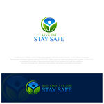 Live Fit Stay Safe Logo - Entry #38