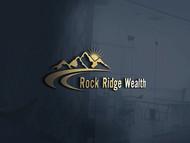 Rock Ridge Wealth Logo - Entry #180