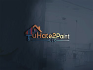 uHate2Paint LLC Logo - Entry #62