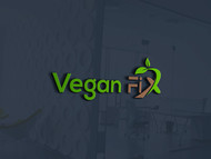 Vegan Fix Logo - Entry #256
