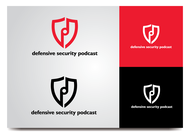 Defensive Security Podcast Logo - Entry #122