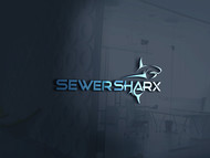 Sewer Shark Logo - Entry #90