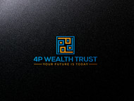 4P Wealth Trust Logo - Entry #219