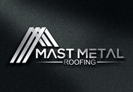 Mast Metal Roofing Logo - Entry #48