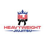 Heavyweight Jiujitsu Logo - Entry #174