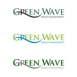 Green Wave Wealth Management Logo - Entry #359